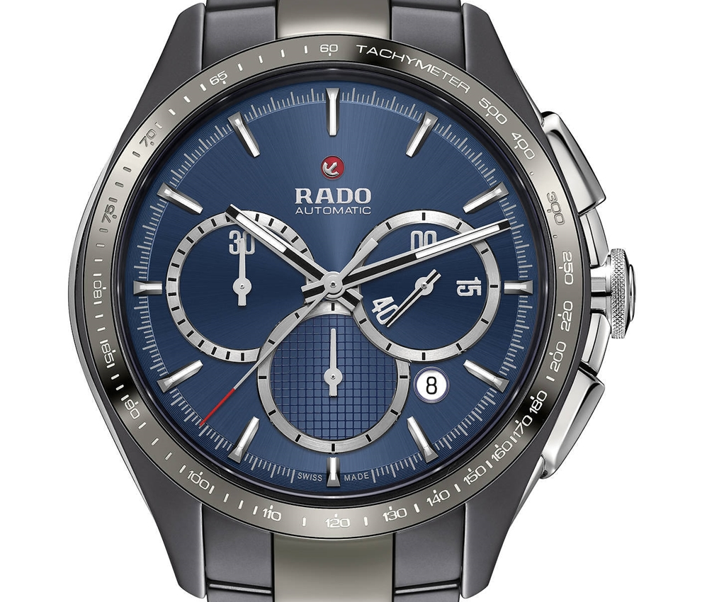RADO - HyperChrome Match Point Blue