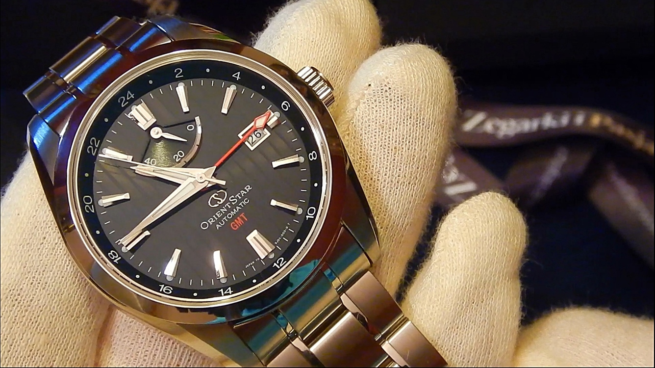 Video recenzja: Orient Star Automatic GMT Power Reserve