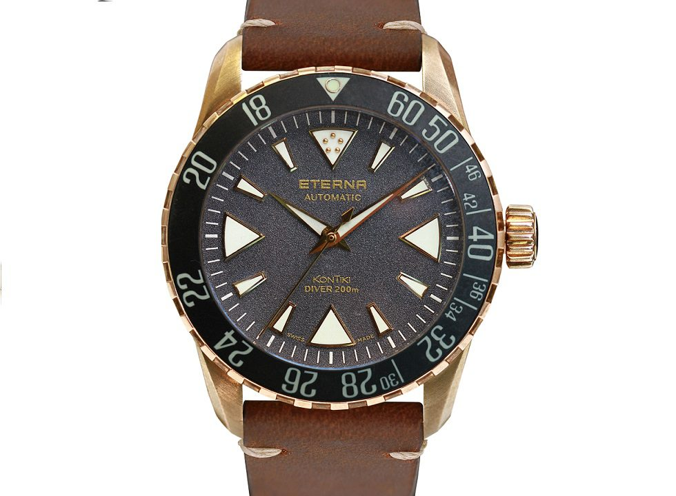 ETERNA KonTiki Bronze Manufacture Limited Edition (Pre-Basel 2017)