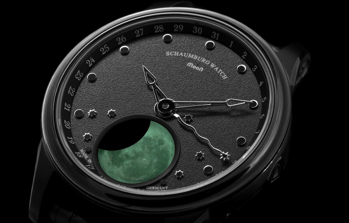 Schaumburg Watch: Moon Grand Perpetual Two – księżyc na nadgarstku!