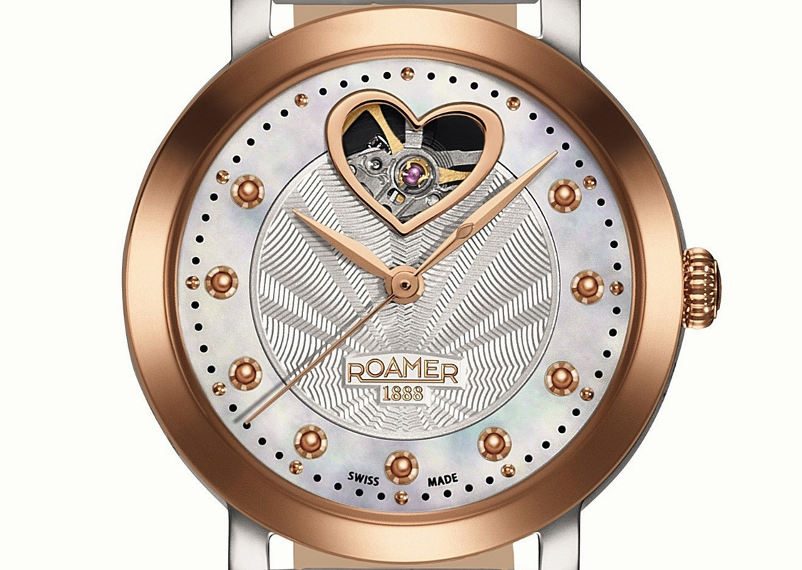 Roamer of Switzerland - Lady Sweetheart Automatic