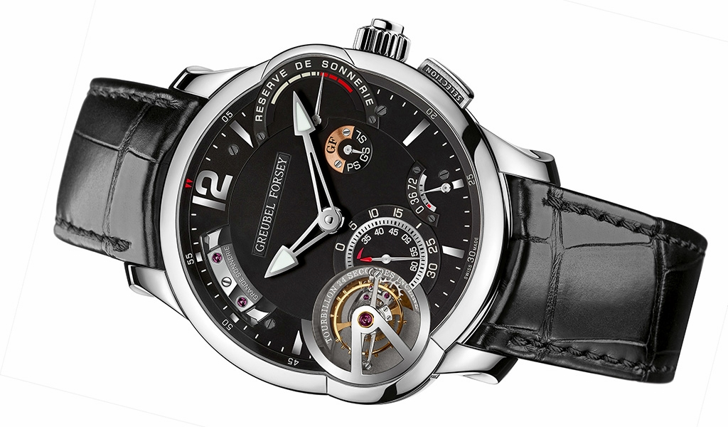 SIHH 2017: GREUBEL FORSEY - Grande Sonnerie
