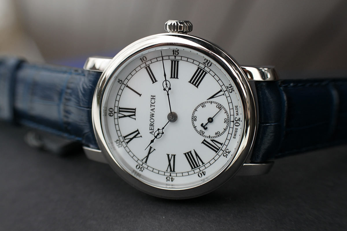 AEROWATCH Renaissance Big Mechanical