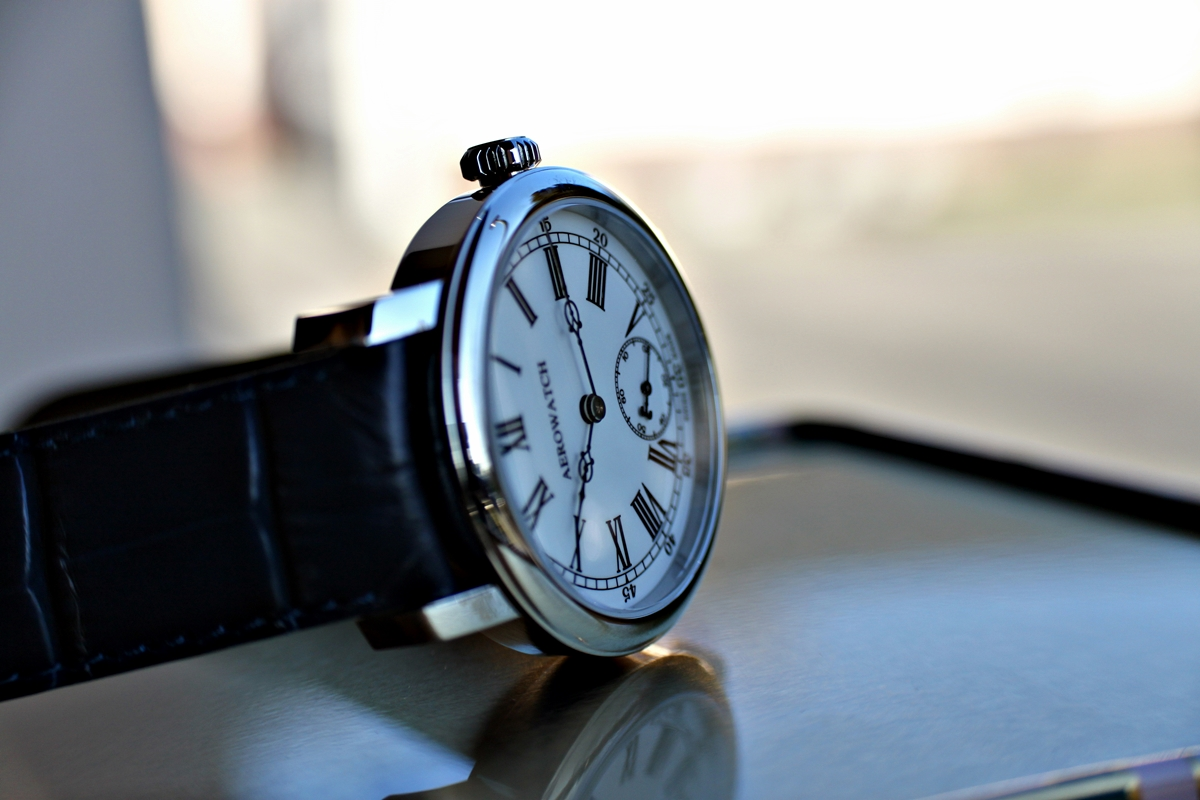 AEROWATCH Renaissance Big Mechanical 55931 AA03