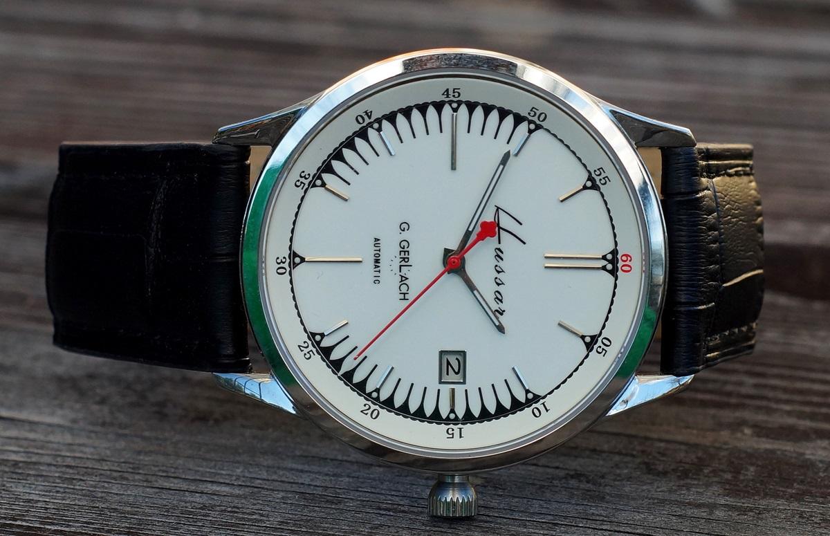 5ee9572a69618 Mój projekt – mój zegarek. Husaria firmy G.Gerlach