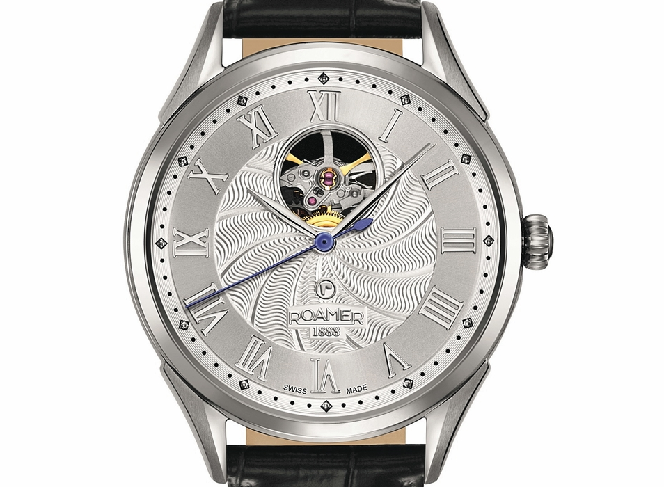 ROAMER – Swiss Matic Swinging Heart
