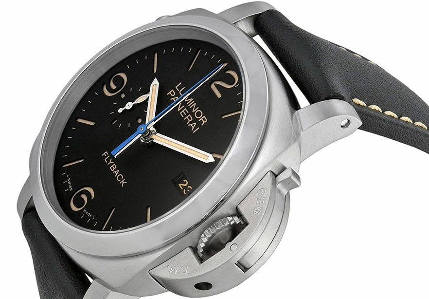 PANERAI Luminor 1950 3 Days Chrono Flyback Automatic Acciaio (PAM 000524)