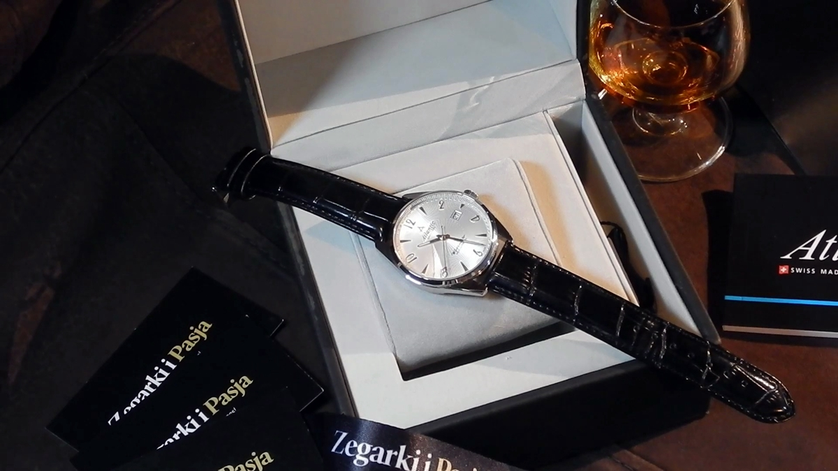 Video recenzja: Atlantic Worldmaster Art Deco Mechanical