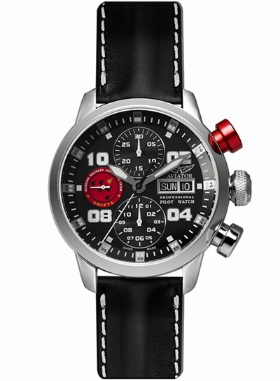 AVIATOR Swiss Made Professional Automatic