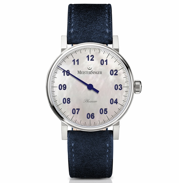 MeisterSinger – Phanero Mother of Pearl