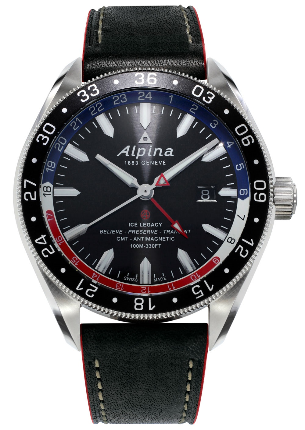 Alpina Alpiner 4 GMT Busines Timer