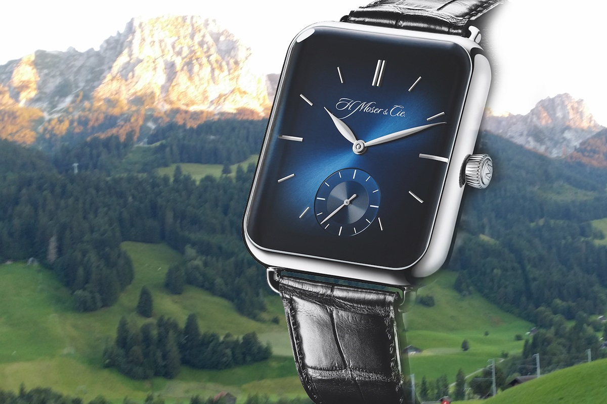 Apple watch od… H. Moser&Cie
