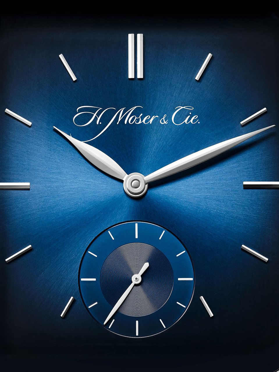 Swiss Alp Watch S,  H.Moser&Cie