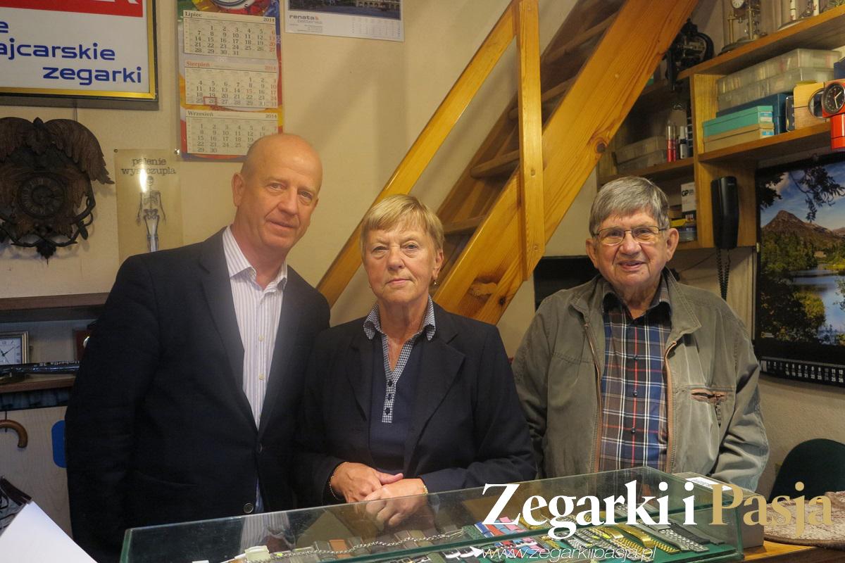 Bożena i Janusz Siudymowie, Władysław Meller
