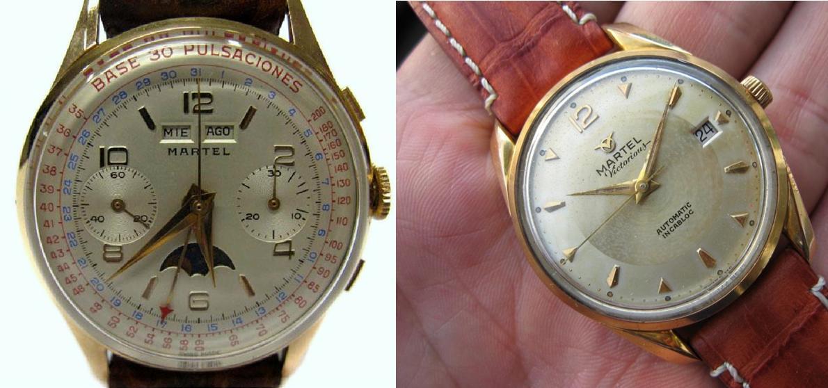 Datowanie zegarków kieszonkowych Zenith