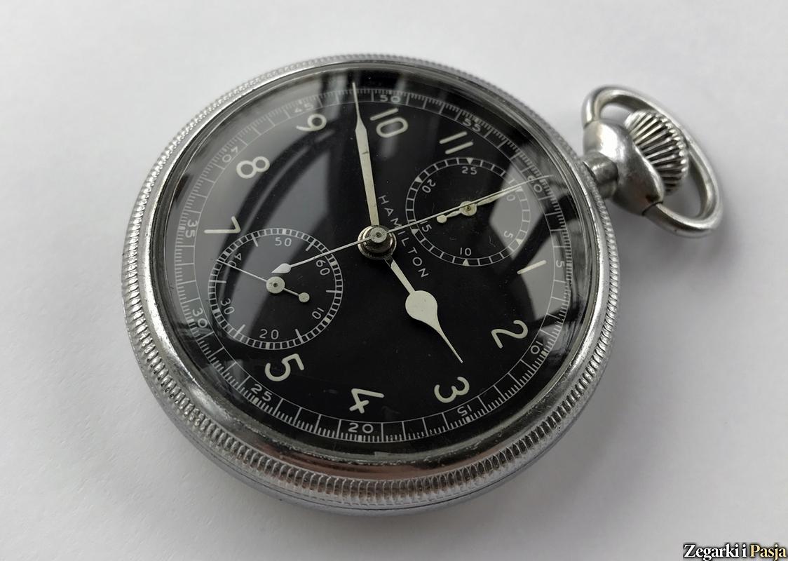 Datowanie amerykańskich zegarków kieszonkowych Waltham