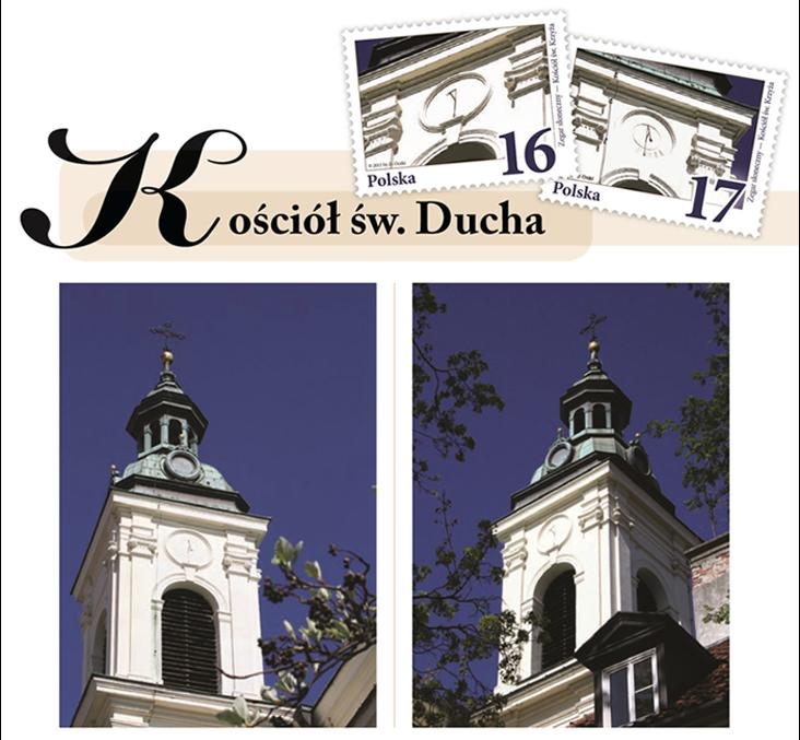 Szlakiem zegarów słonecznych Warszawy