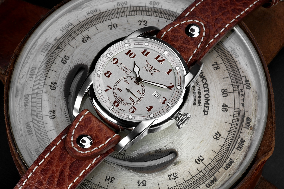Historia marki Aviator Swiss Made
