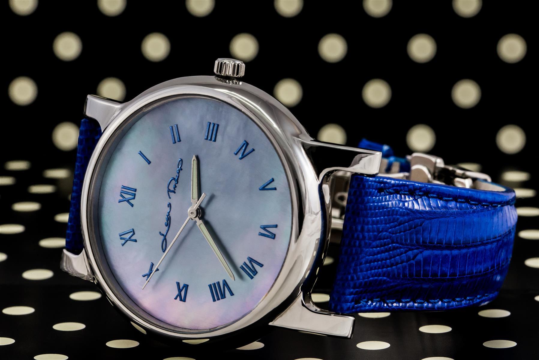 932ac9fc4ef210 Leon Prokop - dokładność i piękno kluczem do sukcesu? Najbardziej sportowym  zegarkiem w całej kolekcji firmy ...