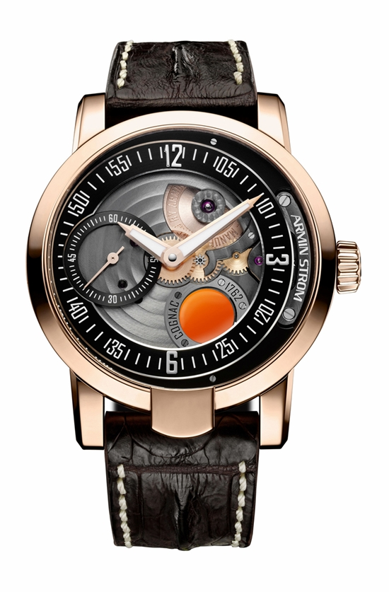 Armin Strom – Cognac Watch