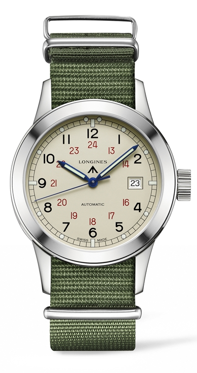Longines - Heritage Military COSD