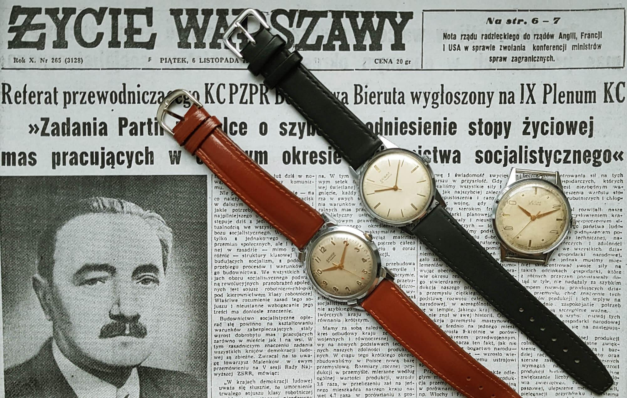 Radość z Błoni. Błonie 1959 - 1969