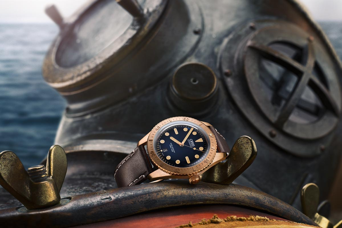Oris Carl Brashear Limited Edition