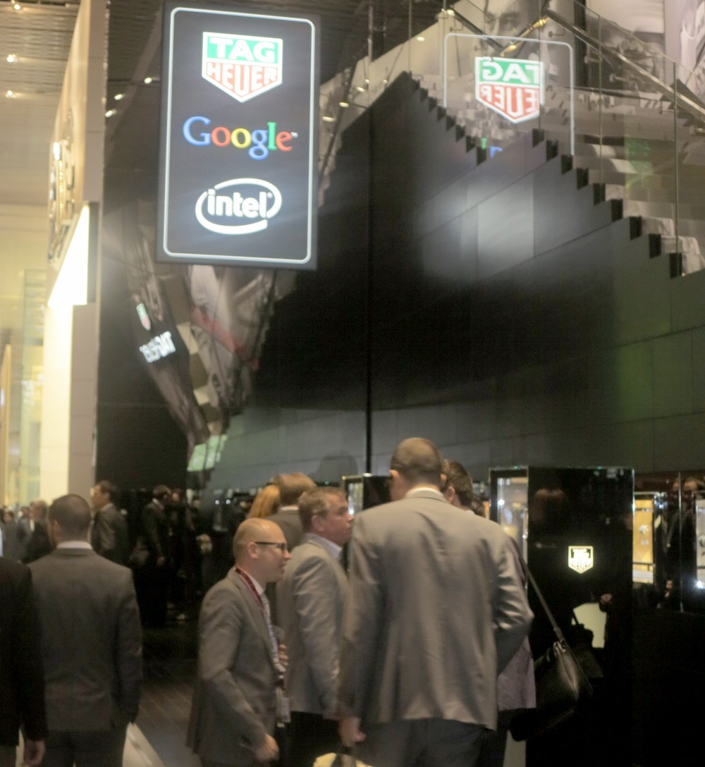 TAG Heuer Basel 2015