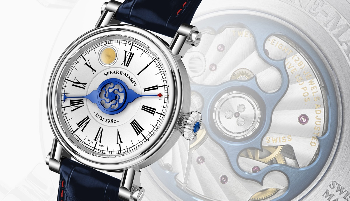 Peter Speake-Marin i Rum Watch