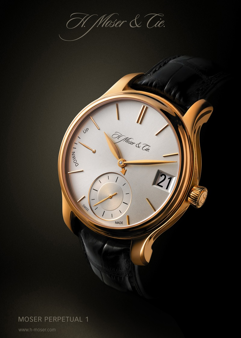 Moser Perpetual firmy H.Moser