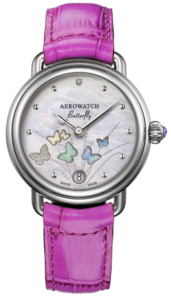 Pre-Basel 2016: Aerowatch 7 Time Zones & 1942 Butterfly