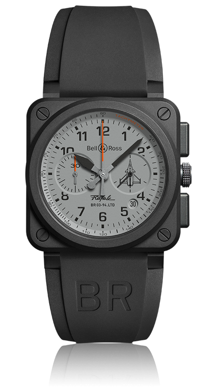 BELL & ROSS - BR 03-94 Rafale Limited Edition