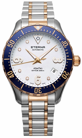 ETERNA Lady KonTiki Diver Special Edition