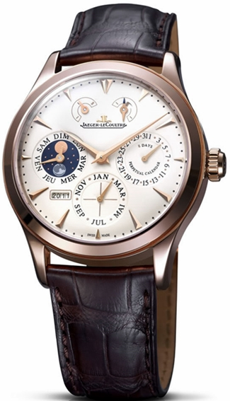 Jaeger LeCoultre Master Eight Days Perpetual 40