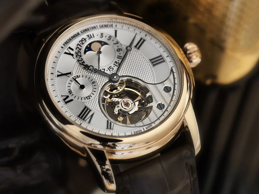 Frederique Constant Heart Beat Manufacture 2014
