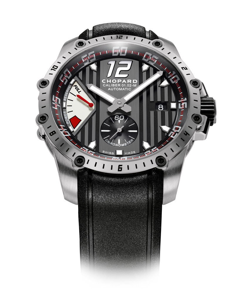 fot. Chopard i Porsche Chopard Superfast Power Control