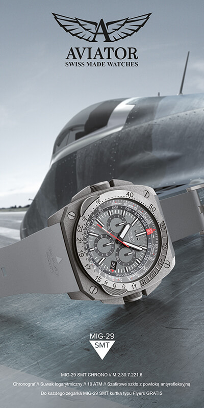 Kategorie - Aviator Swiss Made