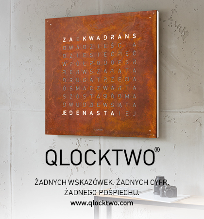 Qclock Two 420