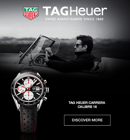 TAG Heuer 420
