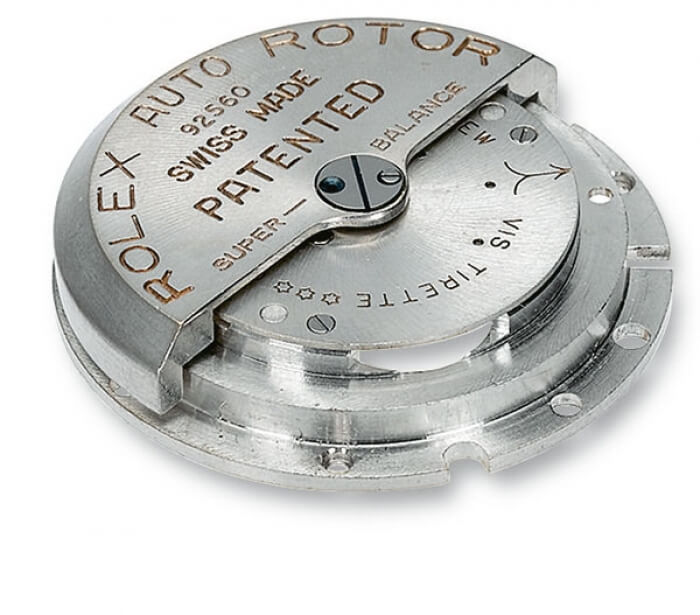 1931 - Rolex Auto Rotor Perpetual Movement