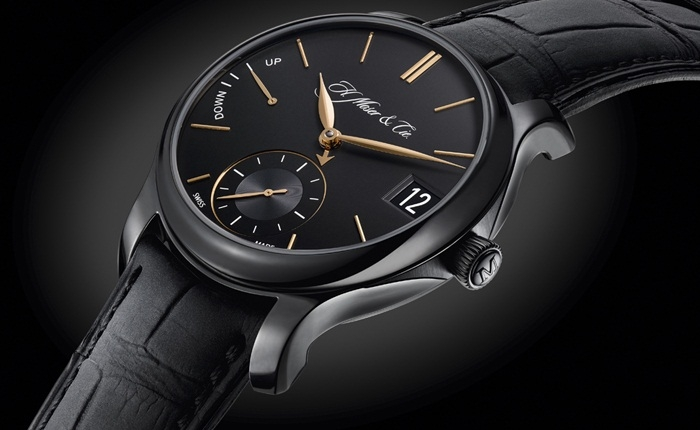 H.Moser and Cie Perpetual Calendar Black Edition