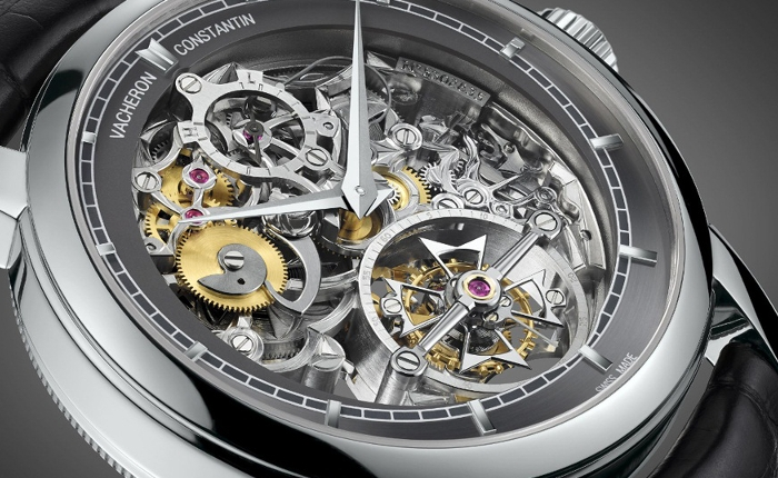Vacheron Constantin - Patrimony Traditionnelle 14-day Tourbillon Openworked