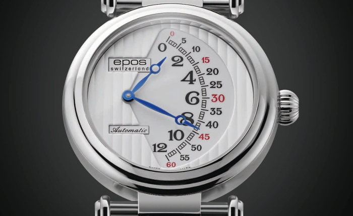 Pre-Baselworld 2015: Epos 3431 Limited Edition