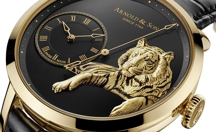 Arnold & Son Instrument Collection - TB Tiger