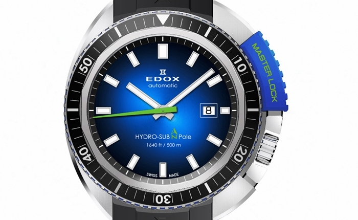 EDOX - Hydro-Sub 50th Anniversary Limited Edition