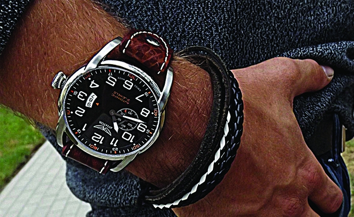 Testujemy: Aviator Swiss Made - Bristol Bulldog