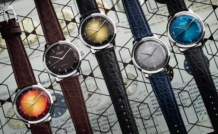 Glashütte Original - The Sixties Iconic Collection