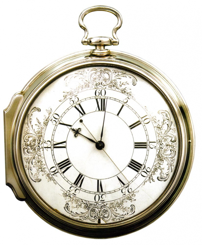 1759 - Improved Marine Chronometer