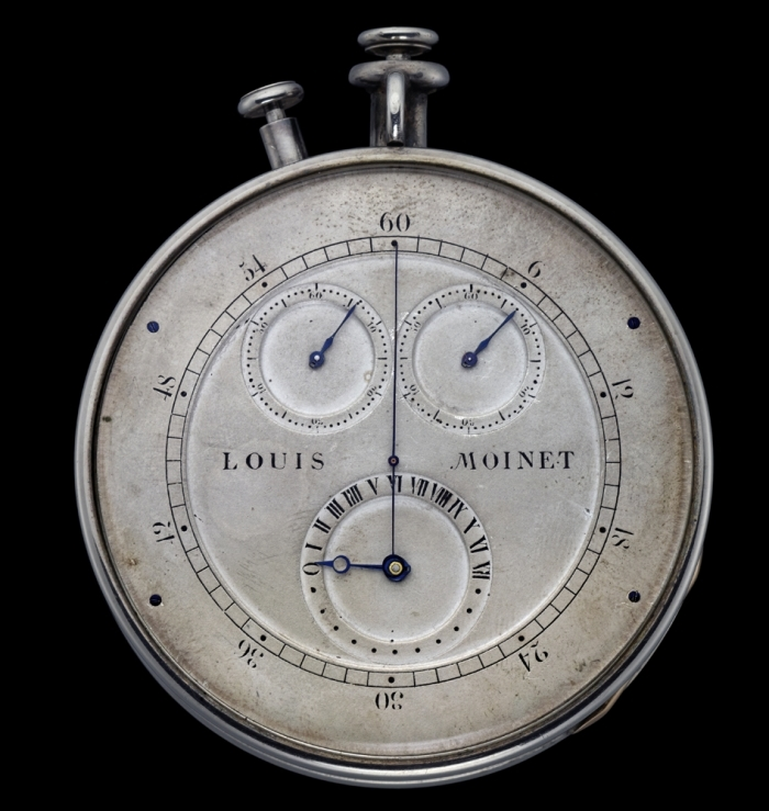 1816 - First Chronograph