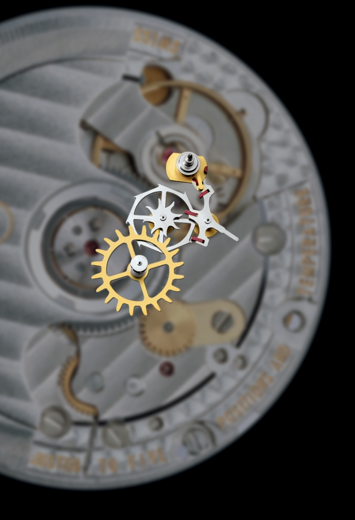 1999 - Co-Axial Escapement